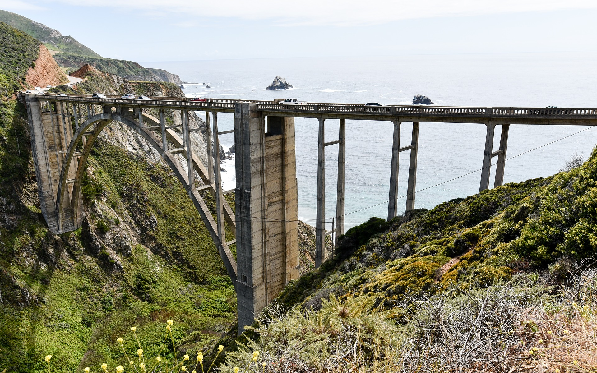 bixby-creek-bridge-1718889_1920