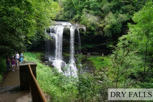 Dry Falls TITLE
